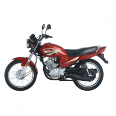 YAMAHA YB 125 Z on installment